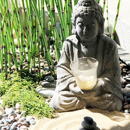 Jardín Zen: