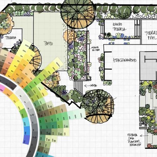 Diseño de Áreas Verdes